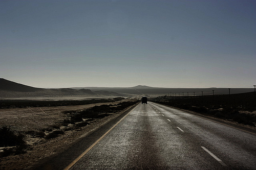 road to richtersveld